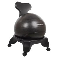 Isokinetics Balance / Exercise Ball Chair & Reviews   Wayfair