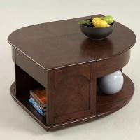 Progressive Furniture Sebring Coffee Table with Double ...