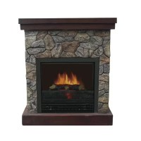 Stonegate Telluride Electric Fireplace & Reviews | Wayfair