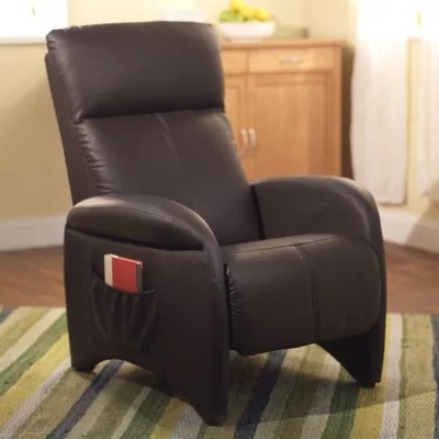 Small Spaces Recliner  Decoration News
