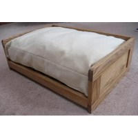 Classic Pet Beds Solid Wood Designer Dog Chair & Reviews ...