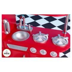 Kidkraft Red Vintage Kitchen 53173 Cushioned Floor Mats | Allmodern