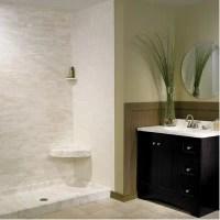Swanstone Classics Three Panels Shower Wall Kit & Reviews ...
