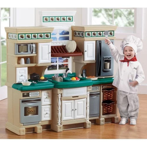 Step2 LifeStyle Deluxe Kitchen Set  Reviews  Wayfair
