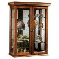 Design Toscano Wall Curio Cabinet & Reviews | Wayfair