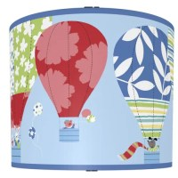 Illumalite Designs Hot Air Balloon Drum Lamp Shade ...