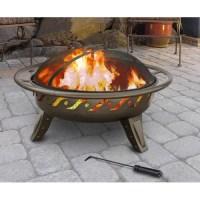 Landmann Patio Lights Vsb Firewave Fire Pit & Reviews ...