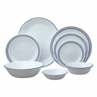 Livingware Breathtaking Beads 76 Piece Dinnerware Set ...