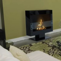 Anywhere Fireplaces Tribeca Free Standing Bio Ethanol ...