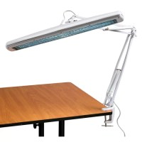 Tri-Fluorescent Task Table Lamp | Wayfair