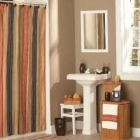 Retro Chic Bath Cotton Shower Curtain & Reviews   Wayfair