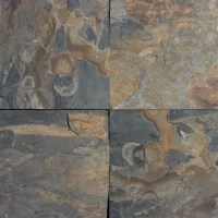 MSI Cleft Slate Tile in Rustic Gold & Reviews | Wayfair