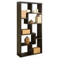 25 Simple Unique Bookcases Designs | yvotube.com