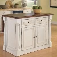 Home Styles Monarch Kitchen Island & Reviews | Wayfair