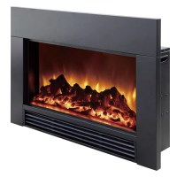 "Dynasty 30"" Electric Fireplace Insert & Reviews | Wayfair"