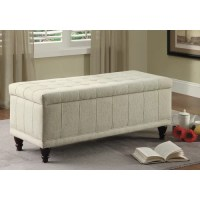 Woodbridge Home Designs Afton Fabric Bedroom Storage ...