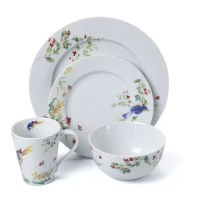 Paula Deen Spring Medley 16 Piece Dinnerware Set & Reviews
