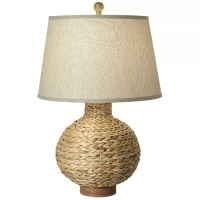 Seagrass Lamps