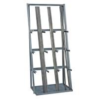 14 Gauge Steel Vertical Long Parts Storage Rack | Wayfair