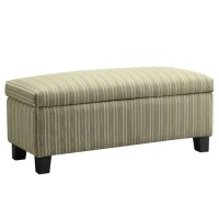 Kingstown Home Kendrick Fabric Storage Bench II & Reviews ...
