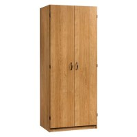 Sauder Beginnings Storage Cabinet/Wardrobe & Reviews | Wayfair