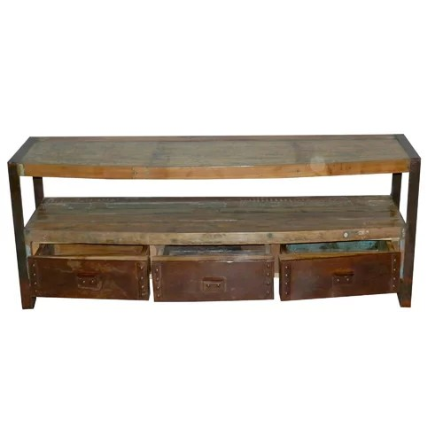 Home Decorators Collection Tv Stand Mission Style 4 Door