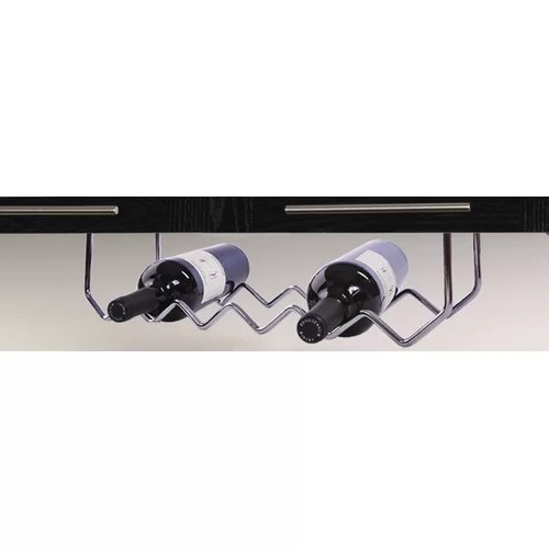 Oenophilia Under Cabinet Wine Rack & Reviews