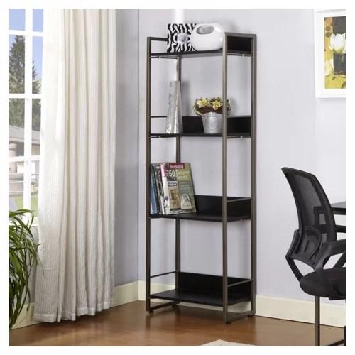 InRoom Designs 65 Bookcase  Reviews  Wayfair