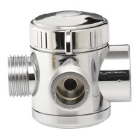 Plumb Craft 3-Way Shower Diverter Valve & Reviews | Wayfair