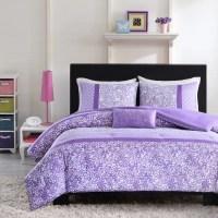 Purple Bedroom Ideas - Purple Comforter Sets