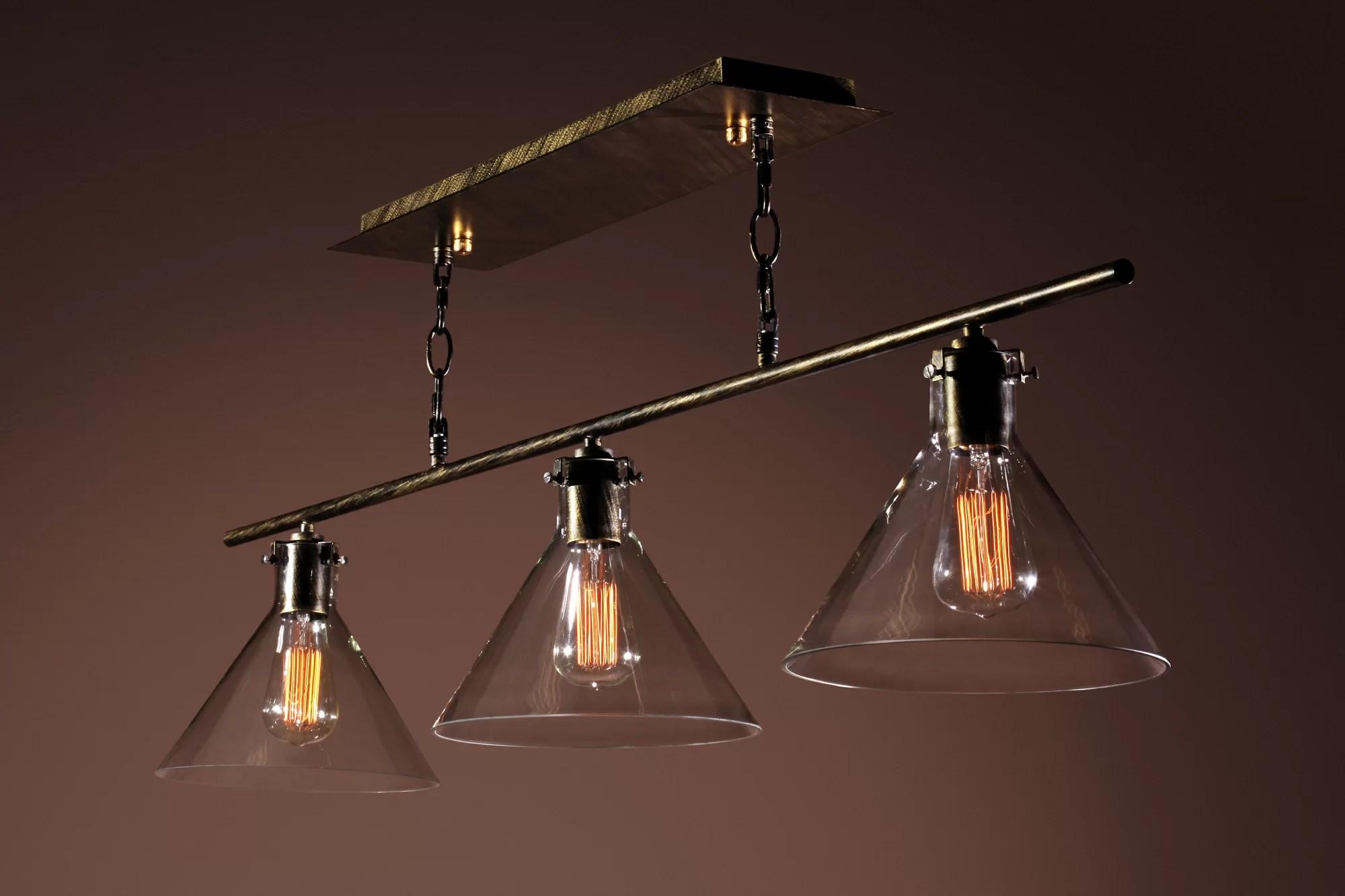 3 light kitchen island pendant aid sale warehouse of tiffany amerie