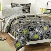 Dorm Room Bedding for Guys - Home Sweet Decor