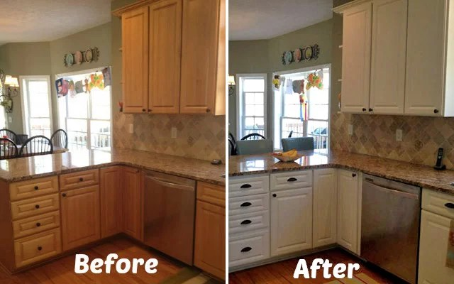Kitchen Cabinet Makeover  Wayfair