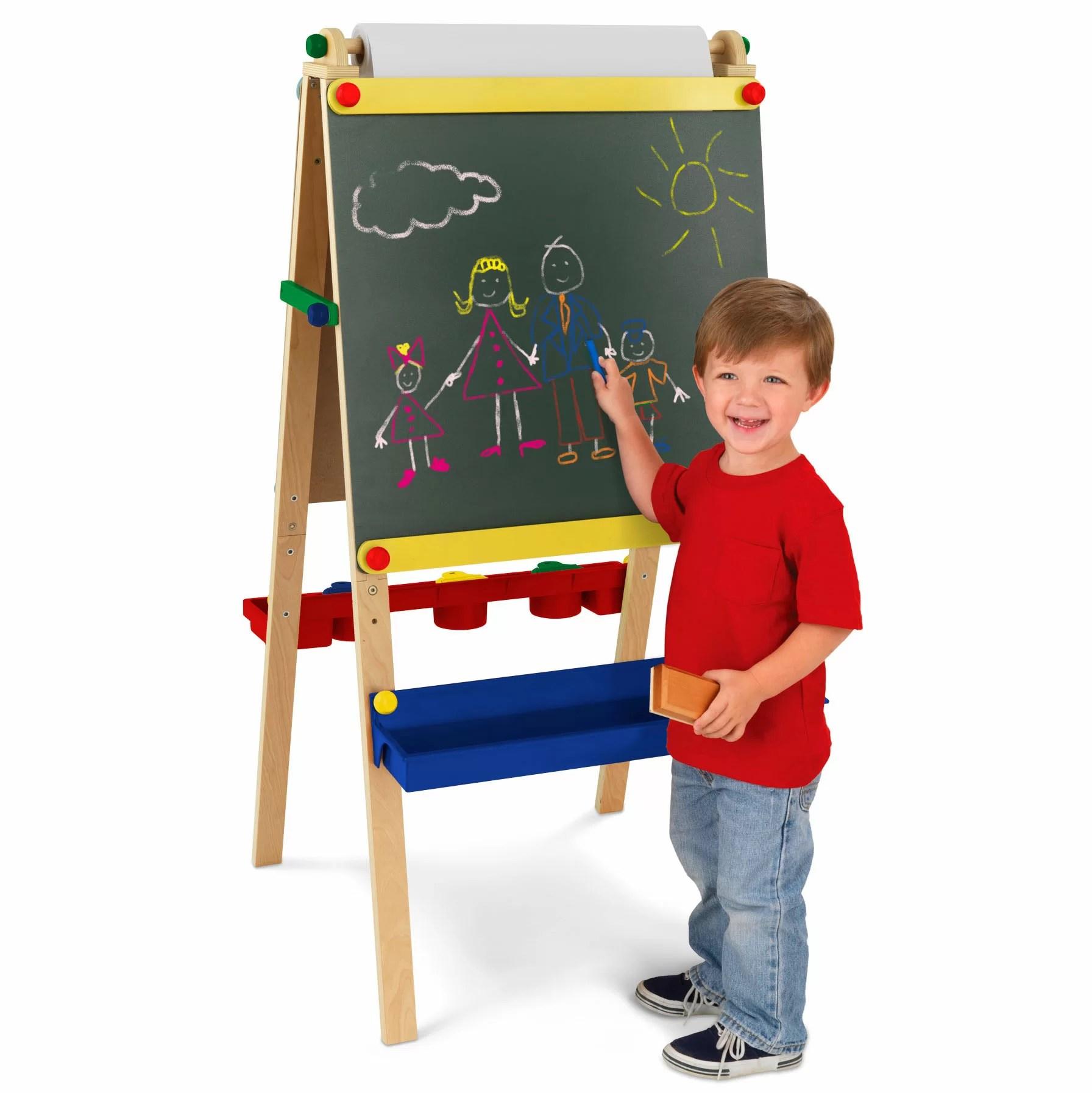 Toddler Art Desk With Storage  WebNuggetzcom