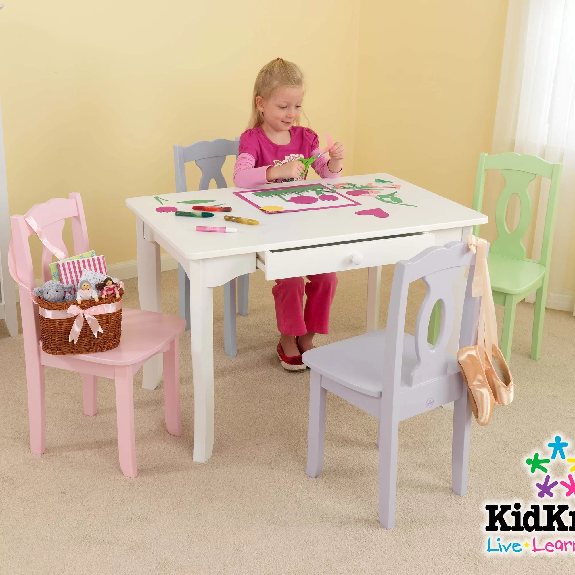 Kids Table And Chair Sets Childrens Table And Chair Sets Webnuggetz