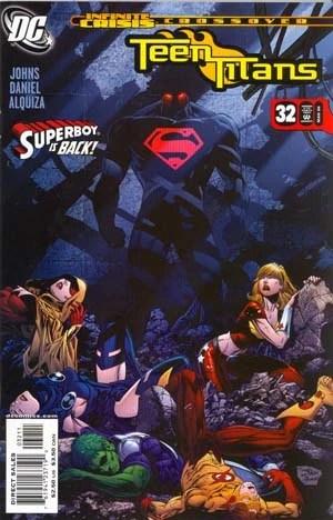 Teen Titans Vol 3 32  DC Comics Database