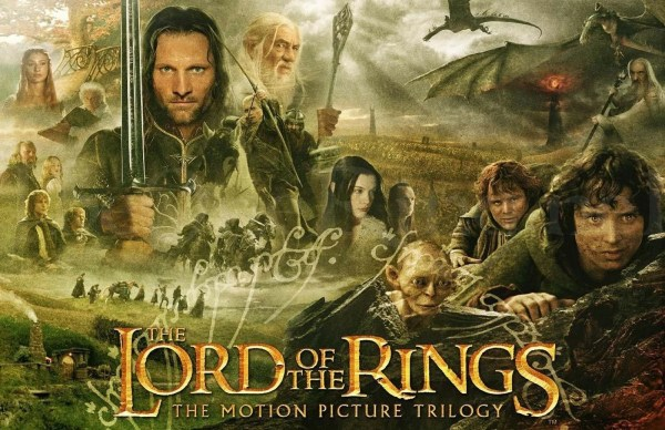 The Lord of the Rings saga