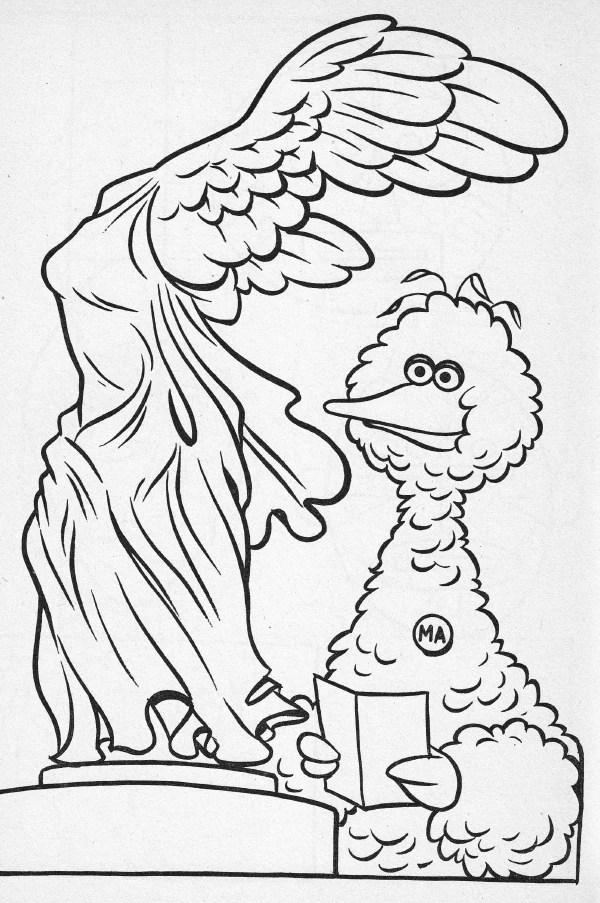 Winged Victory Of Samothrace Muppet Wiki