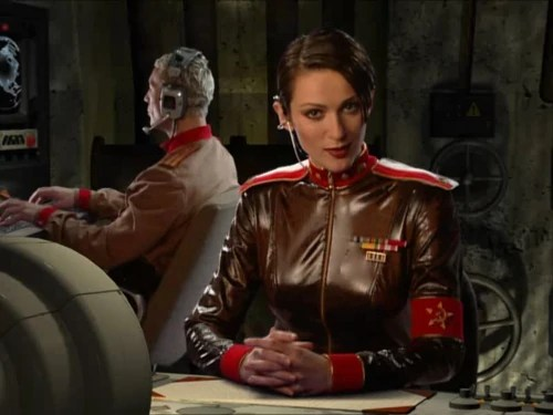 Command And Conquer Wallpaper Girl Zofia Eva Database Command Amp Conquer 4 Red Alert 3