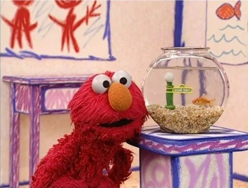 World Channel Sesame Street Elmo