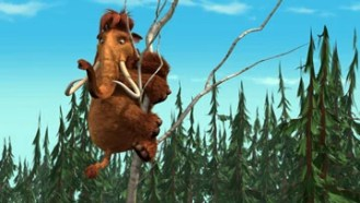 Ellie en Ice Age 2.