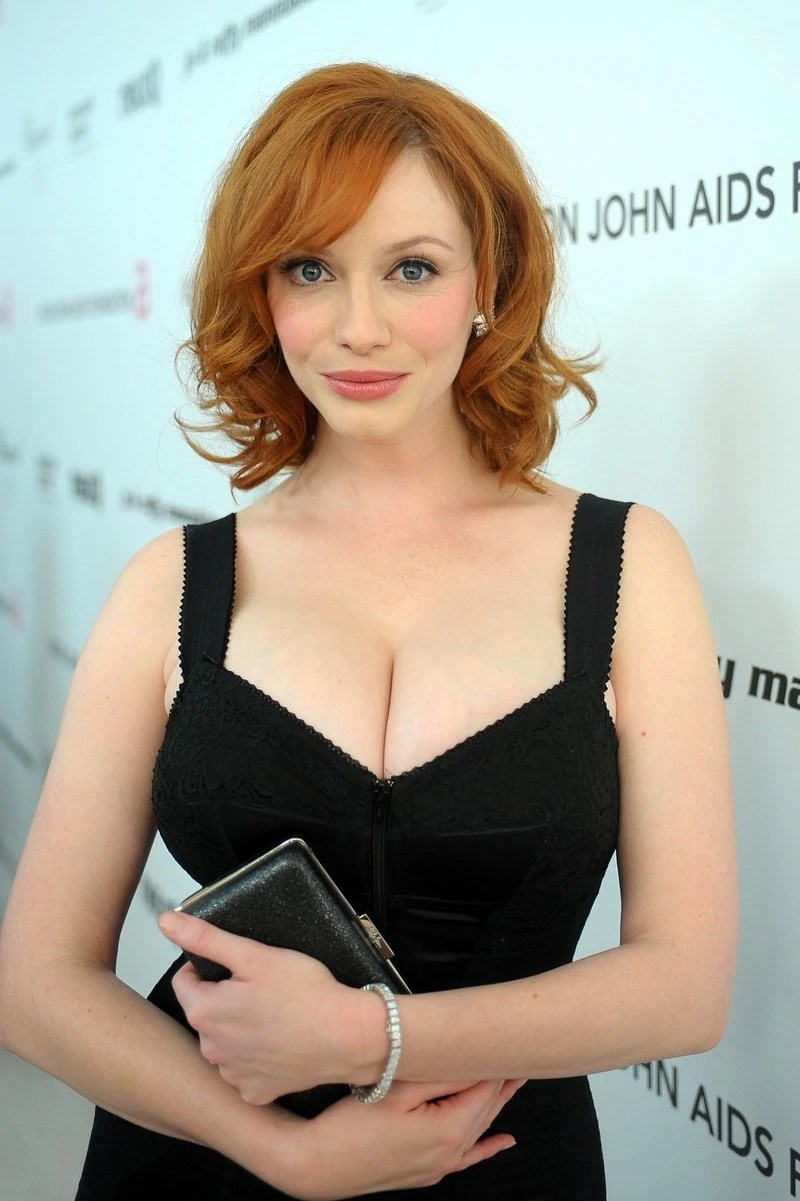Risk Who is redhead on madmen