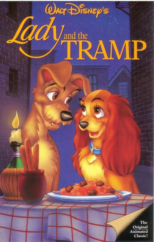 Lady And The Tramp Video Disney Wiki Wikia