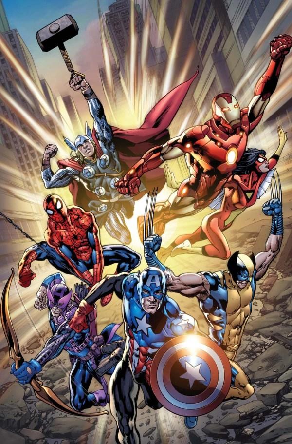 Avengers Earth-616 - Marvel Comics Database