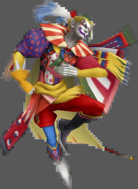 Kefka PalazzoDissidia The Final Fantasy Wiki 10 Years Of Having More Final Fantasy