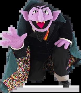count von count, sesame street