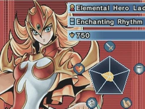 Elemental Hero Lady Heat character  YuGiOh  Wikia