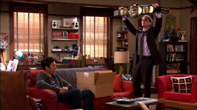 Marshall und Lilys Apartment  Das How I Met Your MotherWiki  Ted Robin Marshall Lily  Barney
