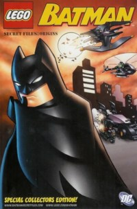 LEGO Batman: Secret Files and Origins - Brickipedia, the ...