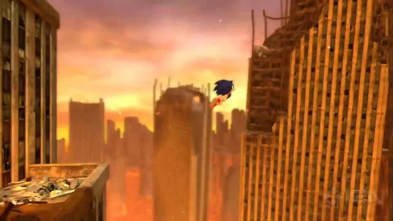 Crisis City Sonic Generations Sonic News Network The